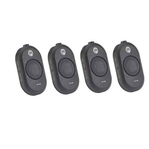 4er Set Motorola CLP446