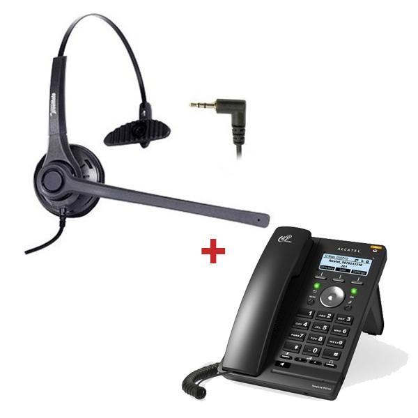 Alcatel Temporis IP251G + Auricular Freemate DH037C