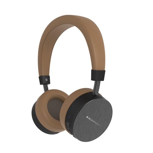 BLAUPUNKT BLP4000 Marron Auriculares Bluetooth