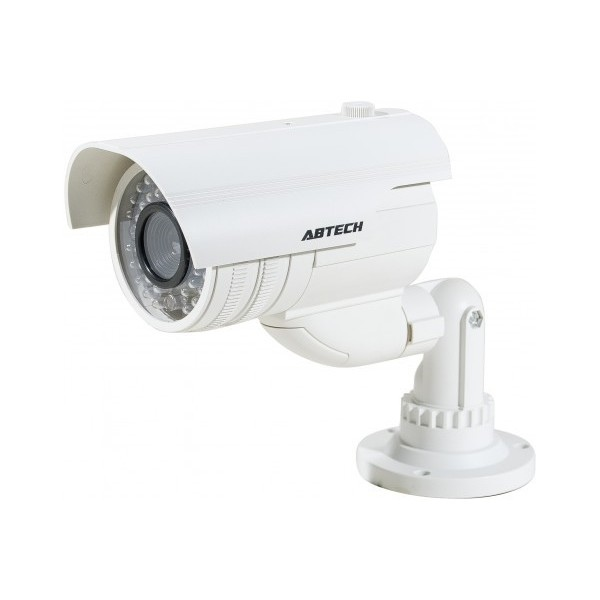 Cámara de vigilancia falsa