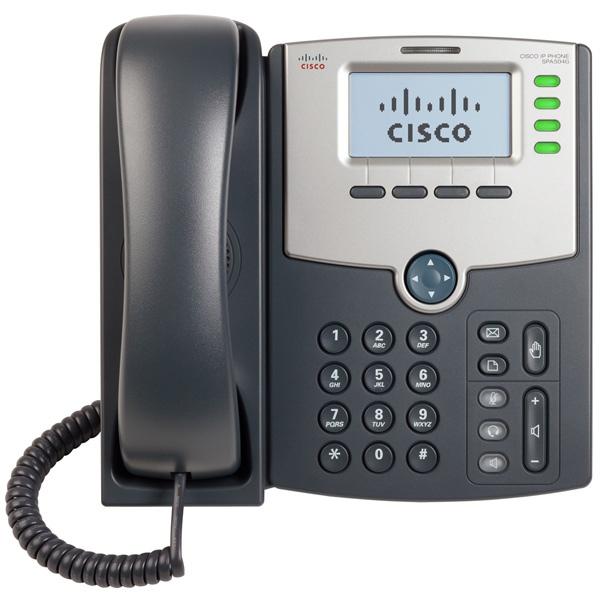 Teléfono SIP Cisco