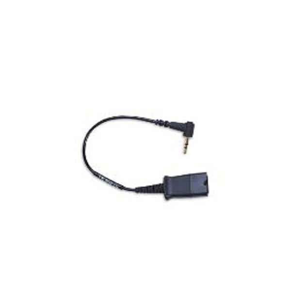 Cable para auriculares Plantronics con Jack 3.5