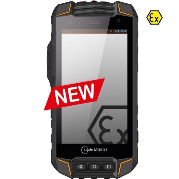 Smartphone i.safe IS520.2 - Sin cámara