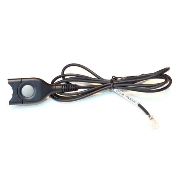Cable Sennheiser QD - RJ CSTD 08-1