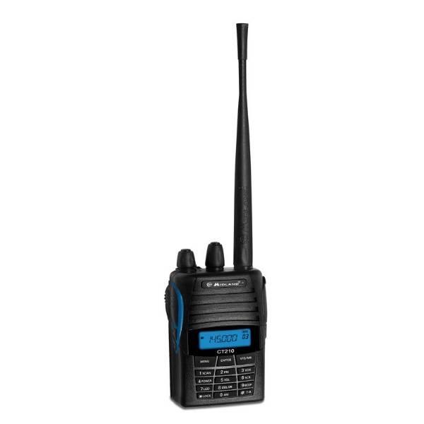 walkie talkies profesionales Midland