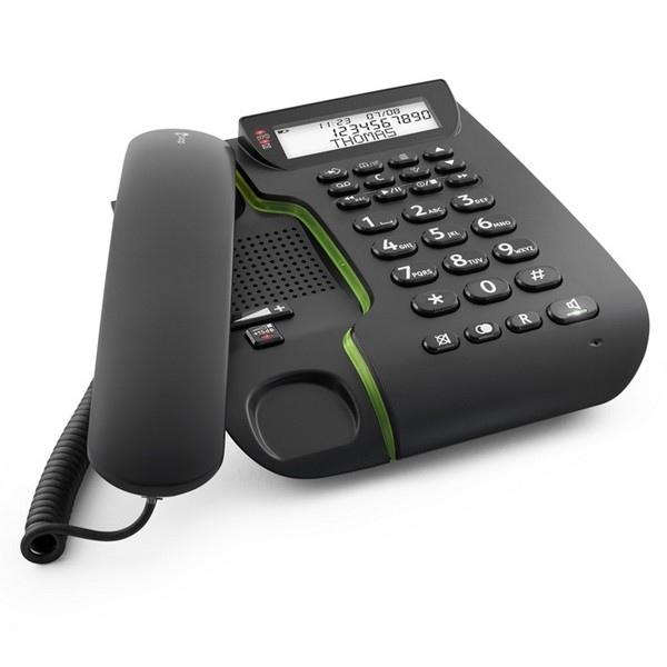 Doro Comfort 3005 schnurgebundenes teléfono con integrado contestador automático
