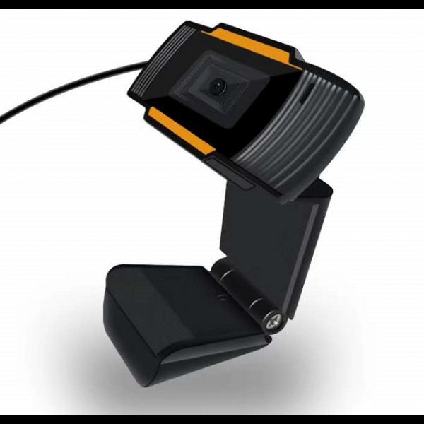 Webcam USB para PC Lateral
