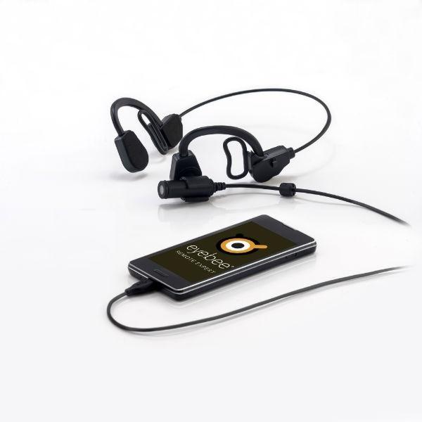 Sistema de telepresencia Eyebee® Remote Expert