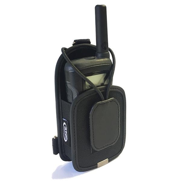 Arnés para walkie talkies