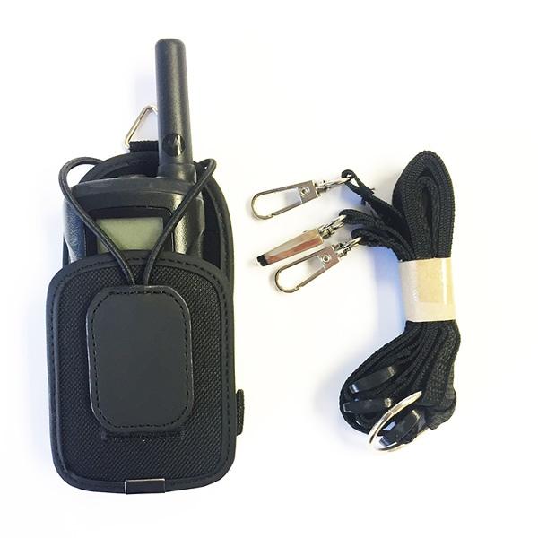 Arnés para walkie talkies Dynascan