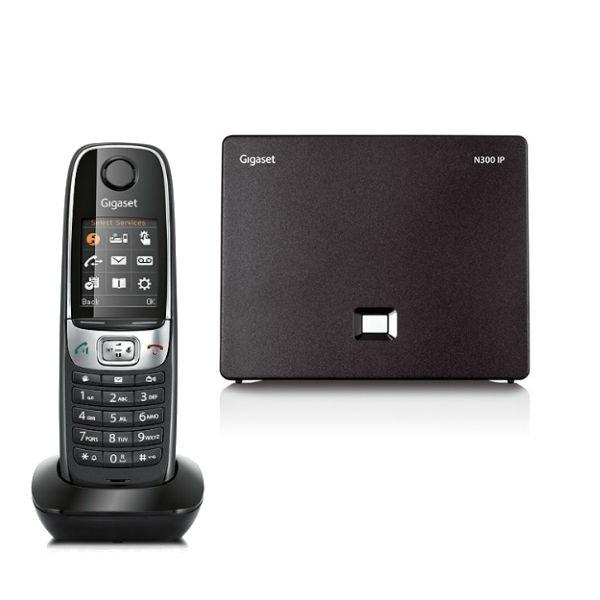 Gigaset N300 IP + Gigaset C620H Negro