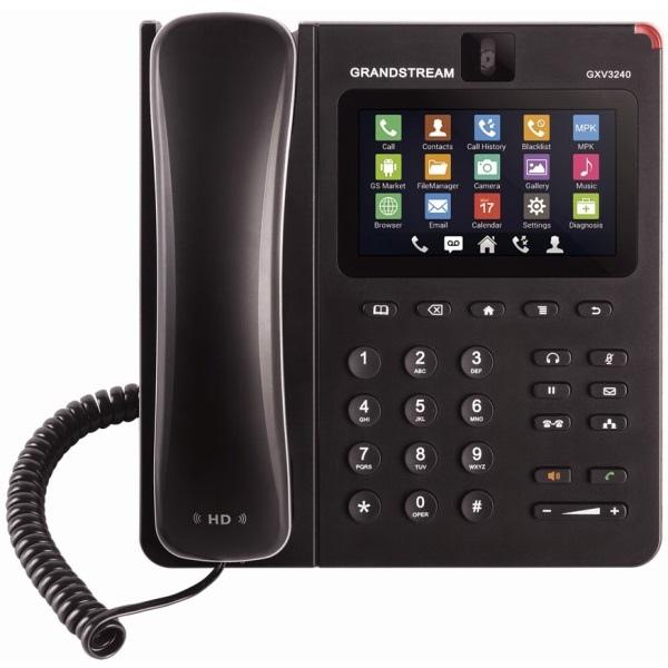Teléfono 6 cuentas SIP