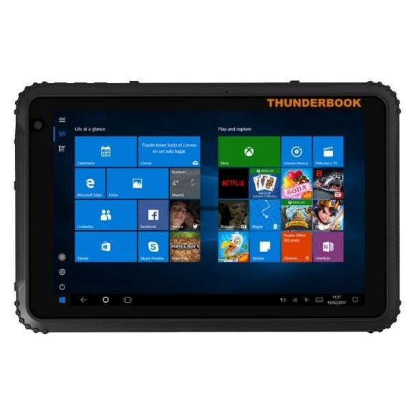 "Tablet Thunderbook T1820G - 8"" - Windows 10 PRO"