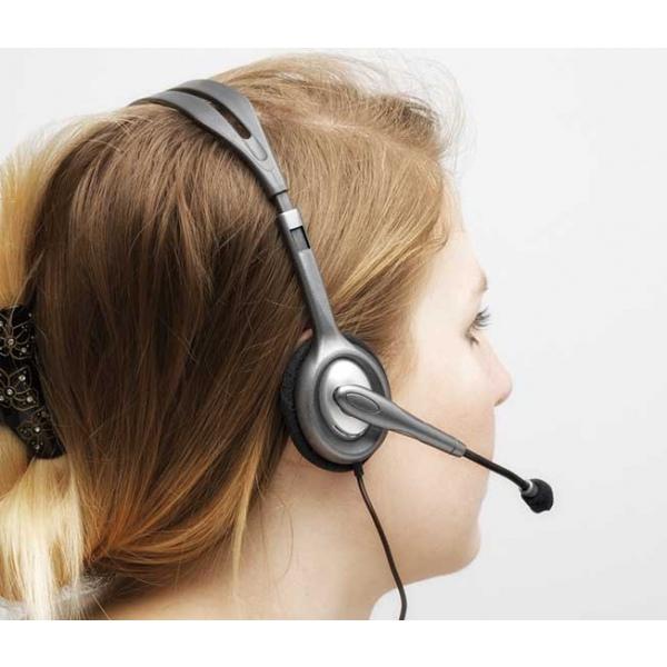 Auriculares estéreo con micrófono desmontable4