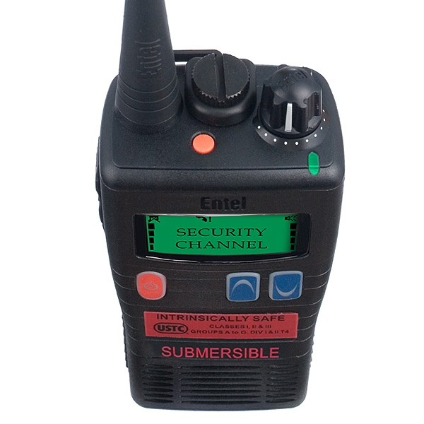 Walkies UHF ATEX