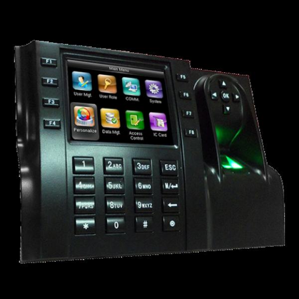 Sistema de fichaje ZKTeco IC560
