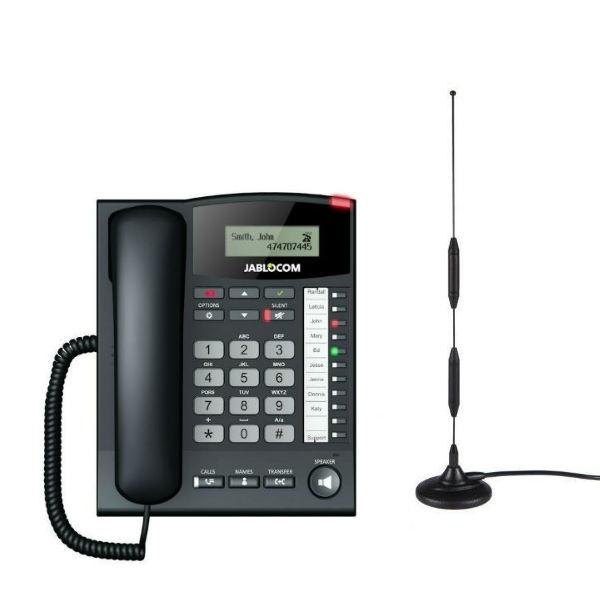 Teléfono SIM Jablocom Essence con antena exterior 3G/GSM