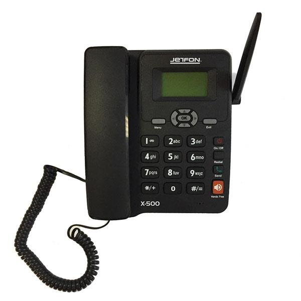 Teléfono fijo SIM
