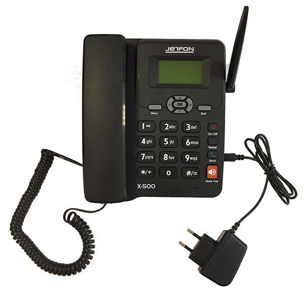 Teléfono SIM Jetfon X-500