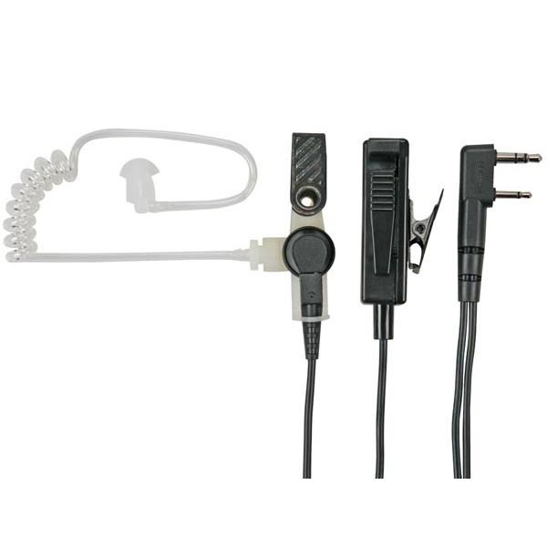 Kit Guardaespaldas KHS-8BL con micrófono para Kenwood