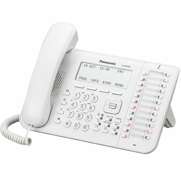 Panasonic  KX-DT546 Blanco