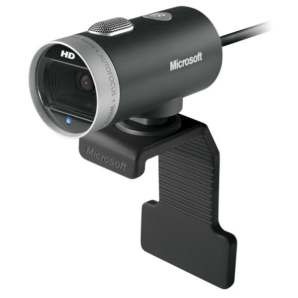 Webcam profesional Microsoft Lifecam Cinema