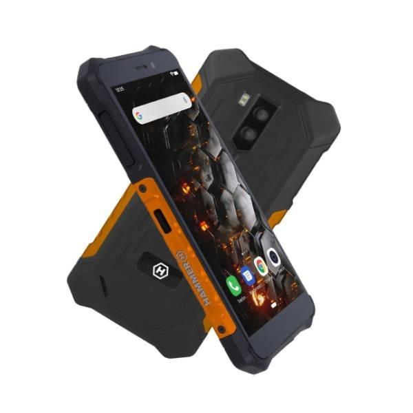 Hammer Iron 3 Lite - Negro/Naranja