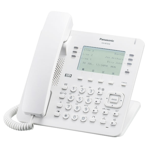 Panasonic IP KX-NT680 Blanco