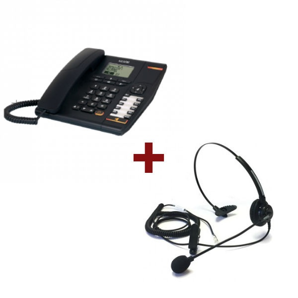 Alcatel Temporis 880 + Auricular FreeMate DH-011U