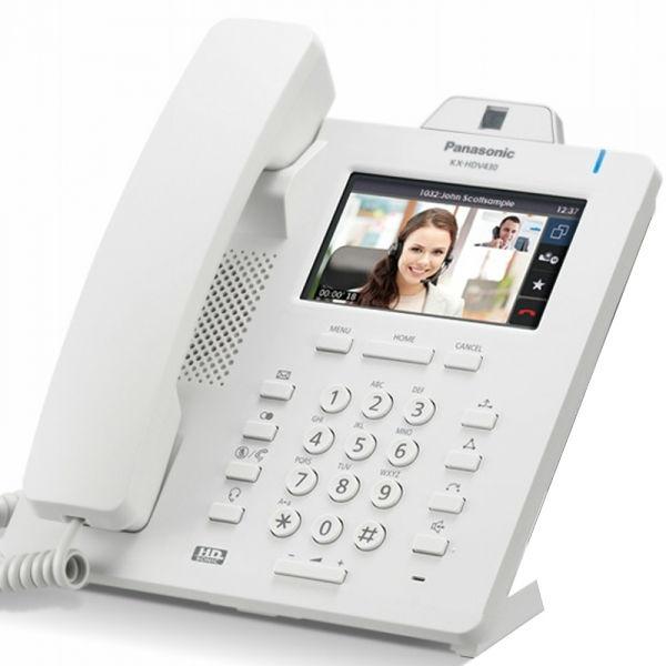 Teléfono IP con cámara