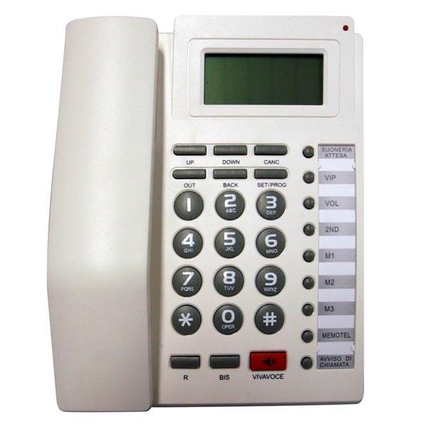 Teléfono PK-111C - Teléfonos Fijos