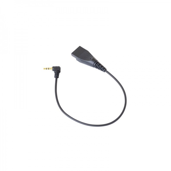 Cable para auricular OD QD - 2.5 mm Cable Jack