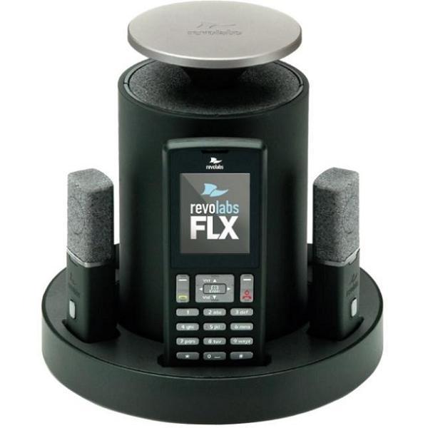 Revolabs FLX2 VoIP versión con 2 micros portátiles