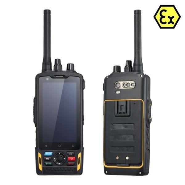 I.Safe IS760.3 modelo UHF