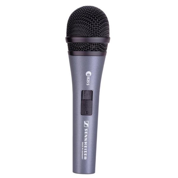 Micrófono de mano E825