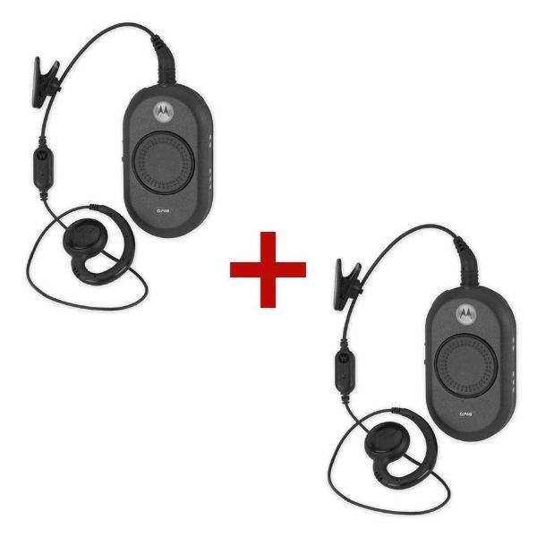 Pack dúo Motorola CLP446 Bluetooth