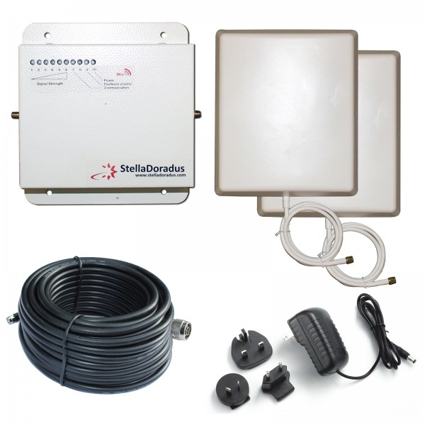 Stella Home Repetidor GSM - 900Mhz