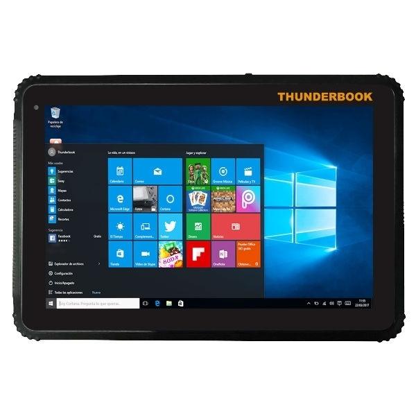 "Tablet Thunderbook T1020G - 10"" - Windows 10 PRO"