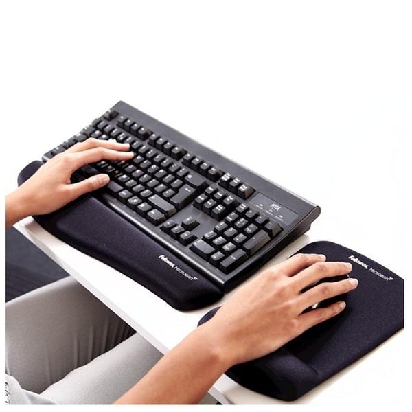 Reposamuñecas para teclado