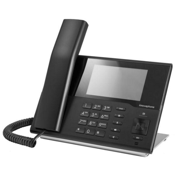 Teléfono IP con pantalla táctil innovaphone IP232