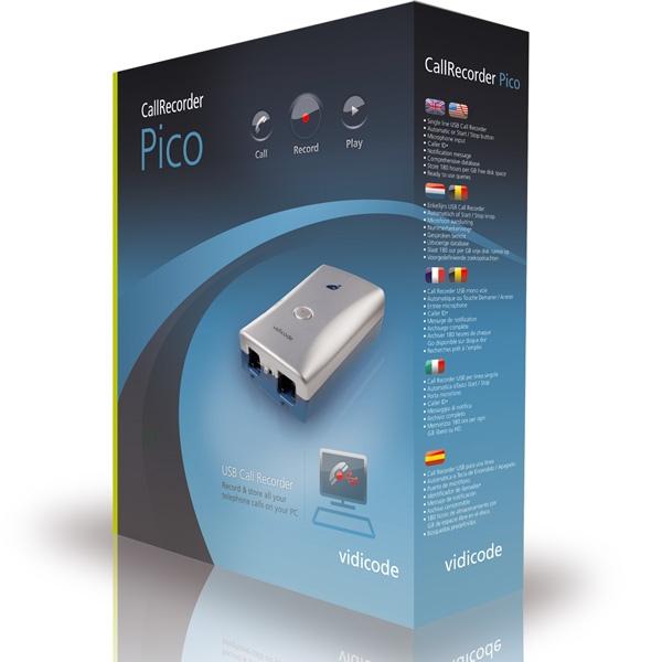 Grabadora telefónica para PC