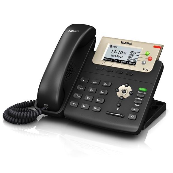 Teléfono SIP Yealink SIP-T23G
