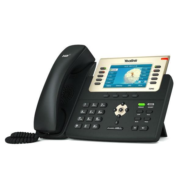 Teléfono IP Yealink