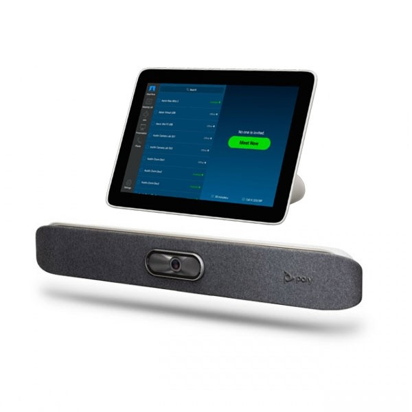 Kit de videoconferencia All-in-One: Poly Studio X30 + Poly TC8