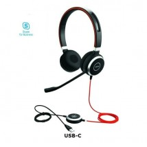 Jabra Evolve 40 MS Estéreo - USB-C