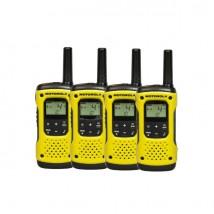 Pack Cuarteto Motorola TLKR T92 H₂O