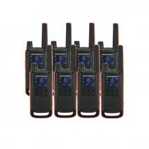 Pack de 8 Motorola TLKR T82