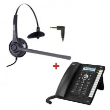 Alcatel Temporis IP301G + Auricular Freemate DH037C