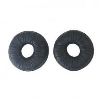 2 almohadillas símil cuero para SupraPlus inalámbricos y SAVI series