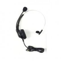 Auricular mono con micrófono para el transceptor TRX-1